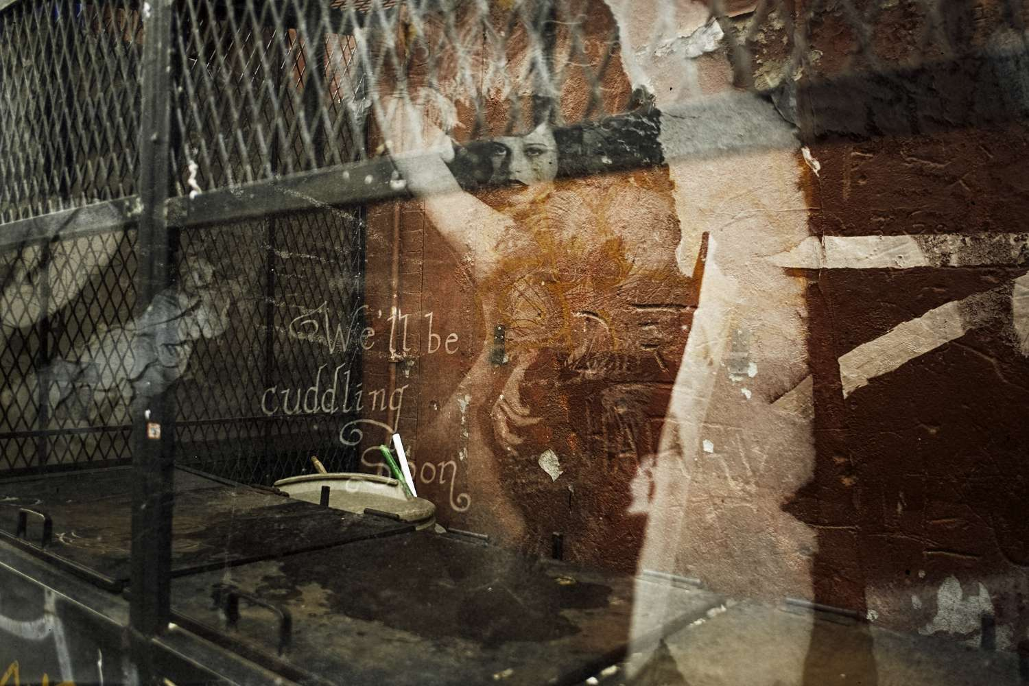 Multiple exposure photography in New York City