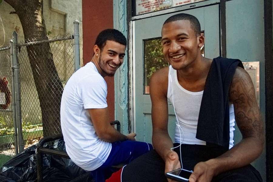East Harlem Street Photography