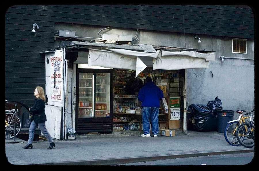 Soho Street Photography