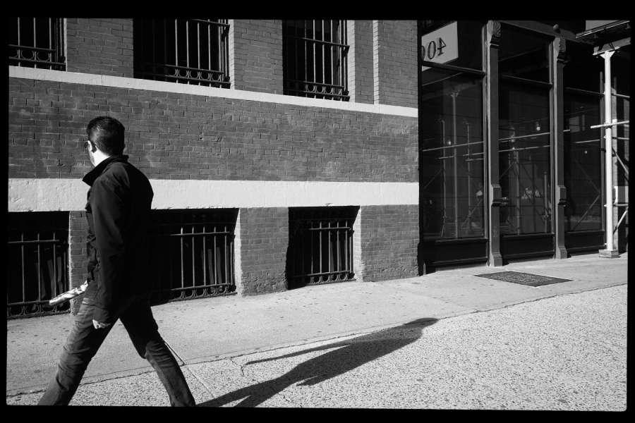 Monochrome Street Photography