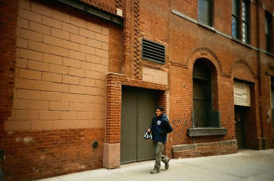 Film Street Photography