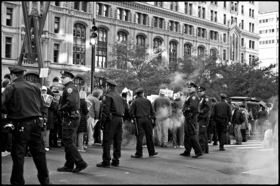 Protest Photography